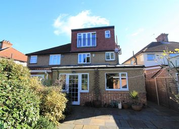 Thumbnail 4 bed semi-detached house for sale in The Warren, Heston