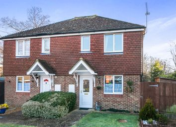 Thumbnail 2 bed semi-detached house for sale in Payton Drive, Burgess Hill