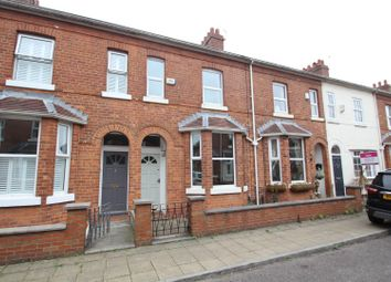 Thumbnail 2 bed terraced house for sale in Poplar Grove, Urmston, Manchester