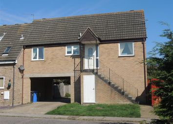 Thumbnail 2 bedroom flat to rent in Cowslip Crescent, Carlton Colville, Lowestoft
