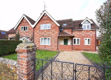 Thumbnail 3 bed semi-detached house to rent in Chilcomb Lane, Winchester