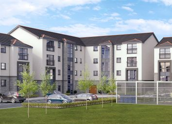 Thumbnail 2 bed flat for sale in Cattofield Place, Aberdeen