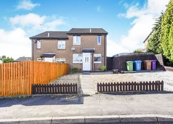 Thumbnail 1 bedroom end terrace house for sale in Fairhaven Road, Summerston, Glasgow