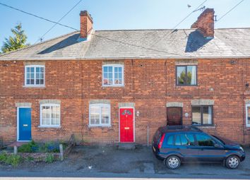 Thumbnail Terraced house for sale in Glemsford, Sudbury, Suffolk.
