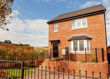 Thumbnail 3 bedroom detached house for sale in Archer'S Walk, Highfield Road, Lydney