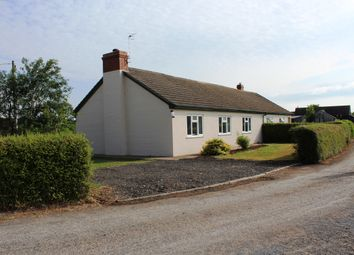 Thumbnail 3 bed semi-detached bungalow to rent in The Bungalows, Wichenford, Worcester, Worcestershire