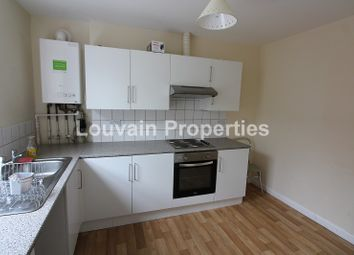 Thumbnail 4 bed flat to rent in Marine Street, Cwm, (Top Flat), Ebbw Vale, Blaenau Gwent.