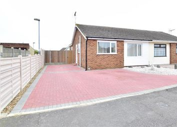 Thumbnail 2 bed semi-detached bungalow for sale in Ashley Close, Halfway, Sheerness, Kent