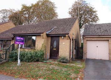 Thumbnail 2 bed semi-detached bungalow for sale in Springfield Way, Oakham
