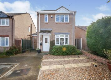 Thumbnail 3 bed detached house for sale in Benmore Drive, Sothall, Sheffield