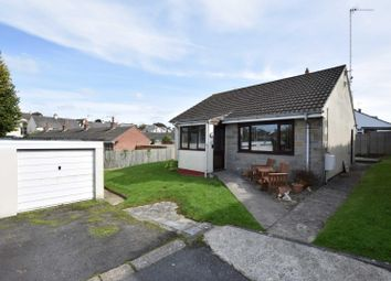 Thumbnail 2 bedroom bungalow for sale in Bede Haven Close, Bude