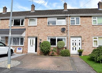 Thumbnail 2 bed terraced house for sale in St Marys Close, Kempsey, Worcester
