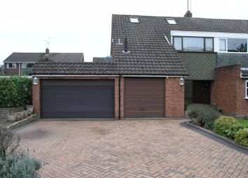 Thumbnail 3 bed property for sale in Hanbury Close, Halesowen
