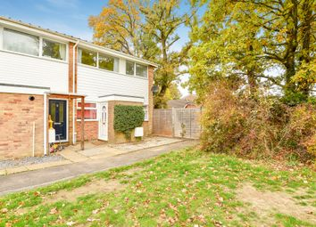 Thumbnail 3 bed end terrace house for sale in Franklin Avenue, Tadley, Hampshire
