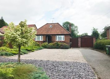 Thumbnail 3 bed detached bungalow for sale in 33 Croft Lane, Diss, Norfolk