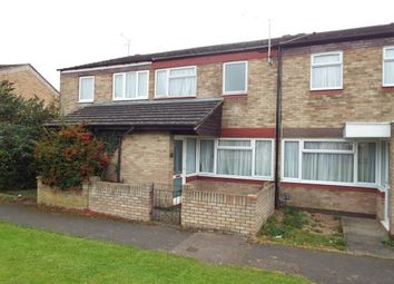 Thumbnail 3 bed terraced house for sale in Trident Drive, Houghton Regis, Dunstable, Bedfordshire