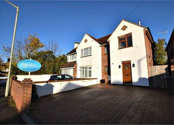 Thumbnail 3 bed semi-detached house to rent in Langley Lane, Abbots Langley, Hertfordshire