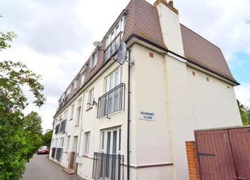 Thumbnail 2 bed flat to rent in Boundary Close, Kingston Upon Thames