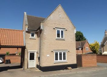 Thumbnail 2 bed detached house for sale in Lower Somersham, Ipswich, Suffolk