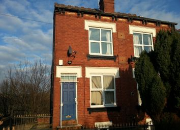 Thumbnail 5 bedroom semi-detached house to rent in Hartley Avenue, Woodhouse, Leeds