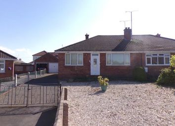 Thumbnail 2 bed bungalow for sale in Wood Green, Mold, Flintshire