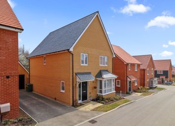 Thumbnail 4 bed detached house for sale in Tower Crescent, Hailsham