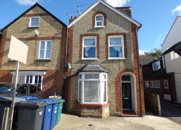 Thumbnail 3 bed duplex for sale in East Barnet Road, East/New Barnet