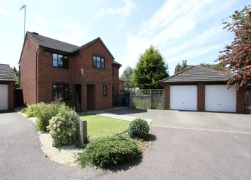 Thumbnail 4 bed detached house to rent in Brinkburn Grove, Banbury, Oxon