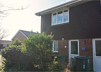 Thumbnail 2 bed end terrace house for sale in Lanes End, Totland Bay