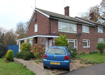 Thumbnail 2 bed maisonette for sale in Hazelton Road, Colchester