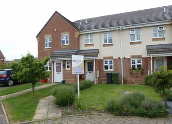 2 bed terraced house to rent in Priam Circus, Heathcote, Warwick CV34