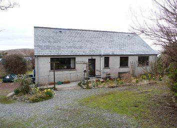 Thumbnail 4 bed detached house for sale in 19 Kirkibost, Bernera, Isle Of Lewis