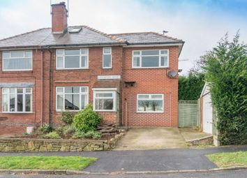 Thumbnail 4 bed semi-detached house for sale in Laverdene Road, Totley Rise, Sheffield