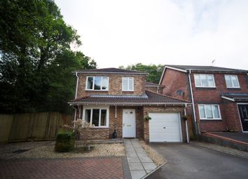 Thumbnail 3 bed detached house for sale in Clos Dyfodwg, Llantwit Fardre, Pontypridd