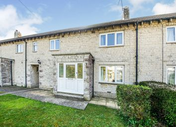 Thumbnail 3 bedroom terraced house for sale in Cemetery Road, Portesham, Weymouth