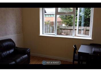Thumbnail 1 bed flat to rent in Vitctor Road, Harrow