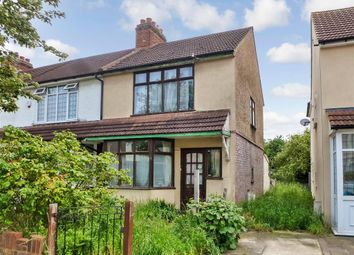 Thumbnail 2 bed end terrace house for sale in Harwood Avenue, Hornchurch, Essex