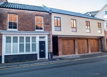 Thumbnail 3 bed flat for sale in King Street, Norwich
