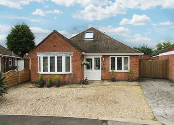 Thumbnail 3 bed detached bungalow for sale in Keswick Road, Blaby, Leicester
