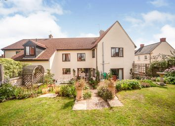 Thumbnail 4 bedroom link-detached house for sale in Lodwells Orchard, North Curry, Taunton