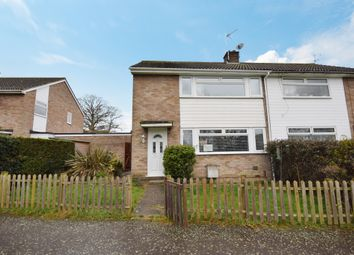 Thumbnail 3 bed semi-detached house for sale in Firwoods Road, Halstead