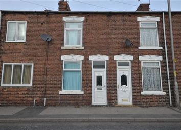 Thumbnail 2 bed terraced house for sale in Leeds Road, Castleford, West Yorkshire
