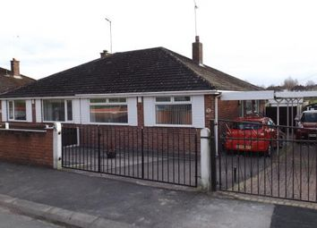Thumbnail 2 bed bungalow for sale in Westbourne Avenue, Crewe, Cheshire
