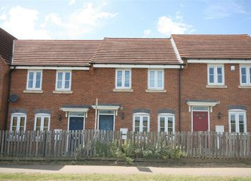 Thumbnail 3 bed terraced house to rent in Robinson Way, Wootton, Northampton