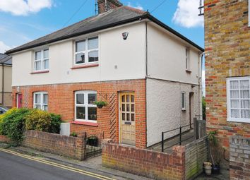 Thumbnail 2 bed semi-detached house for sale in Trinity Street, Bishop's Stortford