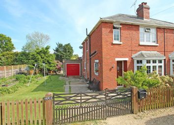 Thumbnail 3 bed semi-detached house for sale in Old Romsey Road, Cadnam, Southampton