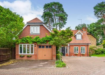 Thumbnail 5 bed detached house for sale in Sandy Close, Crawley Down, Crawley