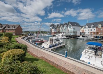 Thumbnail 4 bed terraced house for sale in Cormorant Grove, Island Harbour, Mill Lane, Newport