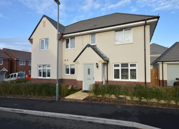Thumbnail 3 bed semi-detached house for sale in Augustus Avenue, Keynsham