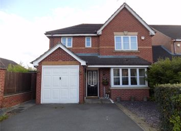 Thumbnail 4 bed detached house for sale in Kirkley Drive, Heanor, Derbyshire